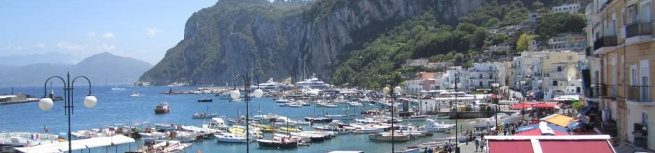 capri italy europe cruise