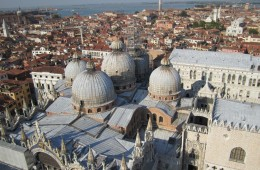 venice italy europe cathedral