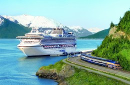 princess cruise tour alaska