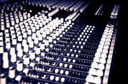 audio mixer music entertainment